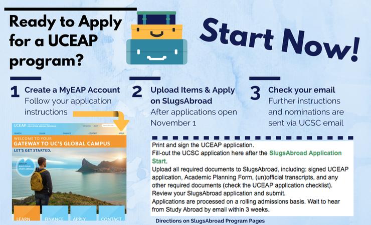 UC Education Abroad Program (UCEAP)